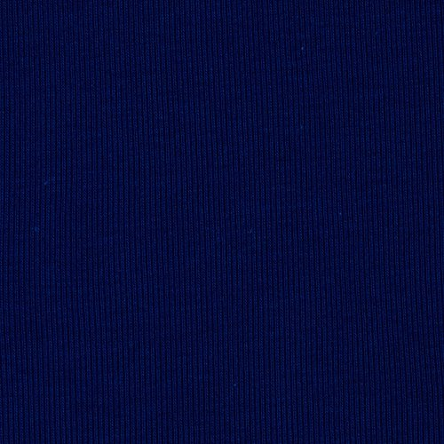 Fabric Merchants T-Knit Ribbing Royal Blue