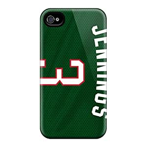 New Arrival Case Specially Design For Iphone 4/4s (milwaukee Bucks)