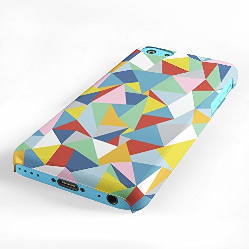 Koveru Back Cover Case for Apple iPhone 5C - Multi-color Abstraction