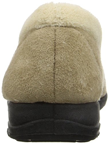 Spring Step Women's Isla Slipper Beige cDdJn0Z
