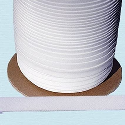 1//2 Wide Double-fold Bias Tape ~ Poly Cotton 10 yards, Navy