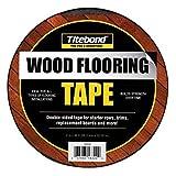 """Titebond 16320 2"""" Wide Double Sided Wood Flooring Tape Roll, 40'"""
