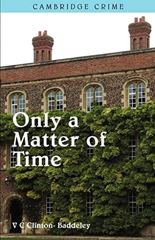book cover of Only a Matter of Time