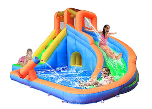 Inflatable Water Bouncers - 1