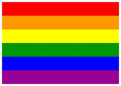 For support. gay lesbian and transgender