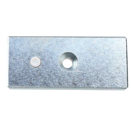AGPtek 60kg 130LBs Holding Force Electric Magnetic Lock for Door Access Control System Electromagnet Fail-Safe NC Mode by AGPTEK (Image #6)