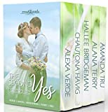 The Second Yes: Five Wedding Dress Christian Romances (Crossroads Collection)