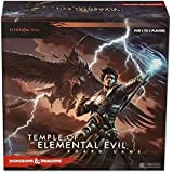 """WizKids """"D and D Temple of Elemental Evil"""" Board Game"""