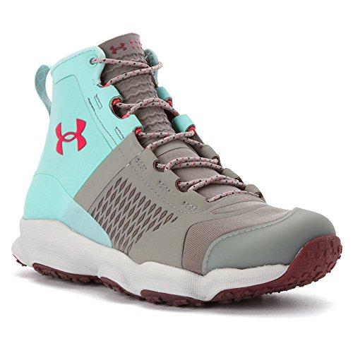 Under Armour Vrouwen Ua Speedfit Wandeling Mid Gravel / Fineer / Sherry