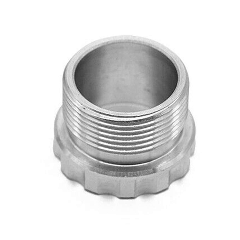 plateado MXECO 1//2-28 Napa 4003 Wix 24003 Filtro de combustible para autom/óvil 1X6 Material de aluminio Filtro de combustible ligero y duradero