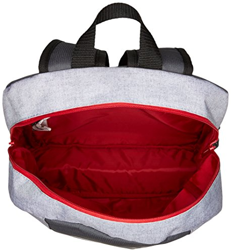 51cblxlcFFL - PUMA Big Kid's Lunch Box Backpack Combo, gray/red, OS