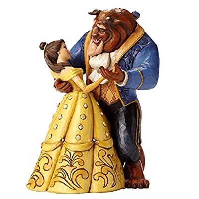 Enesco Disney Traditions by Jim Shore Belle and Beast Dancing
