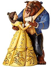 Disney Traditions Moonlight Vals Estatuilla de (Belle y The Bestia) 4049619 25 Aniversario Pieza Nuevo 2016
