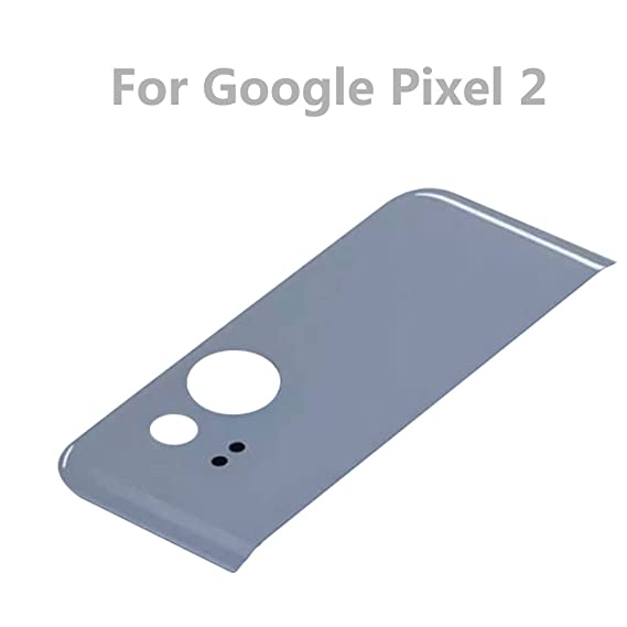 Dogxiong Blue Back Rear Battery Housing Top Upper Part Really 100% True  Genuine Glass Camera Lens Cover + Adhesive Fix Replacement Parts for for