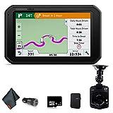 Garmin dezl 780 LMT-S Advanced GPS for Trucks Accessory Bundle
