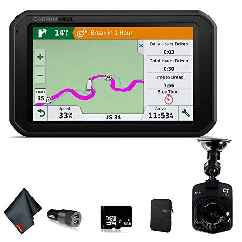 Garmin dezl 780 LMT-S Portable Navigator with 7