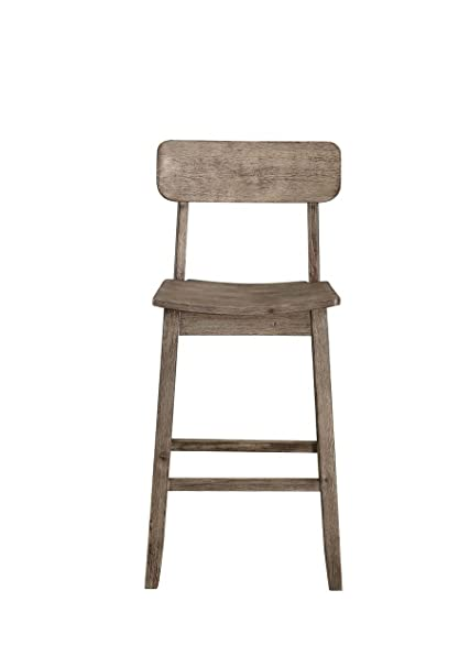 Pleasing Boraam Torino Bar Height Stool 29 Inch Wire Brush Andrewgaddart Wooden Chair Designs For Living Room Andrewgaddartcom
