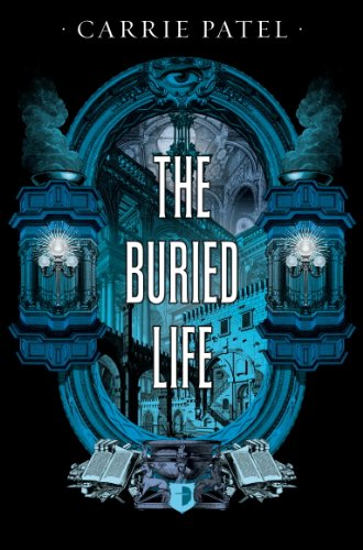 The Buried Life: Recoletta Book 1 cover