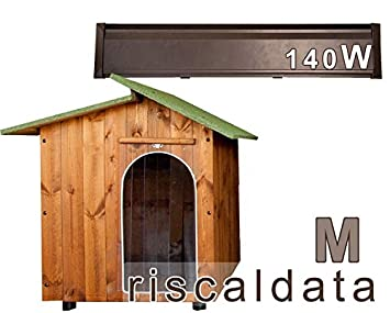 Caseta para amor – Caseta riscaldata de madera – Medium (57 x 80 cm)