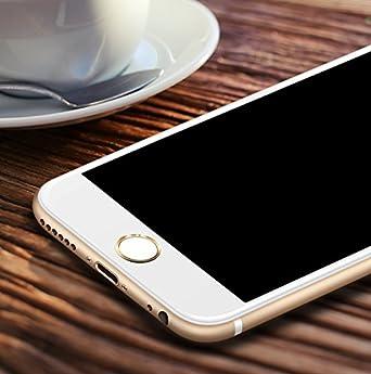 Botón de Inicio Adhesivo, Tmalltide funda para teléfono 3d en casa, teclados Touch ID