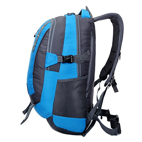 Mountaineering Bag Outdoor Männer und Frauen Schulter Rucksack Wanderpackage Bergsteigen Taschen , grün