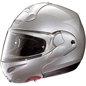 Amazonfr Casque Moto Nolan Ouvrant N101 Classic Silver 1 Vps