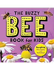 The Buzzy Bee Book for Kids: Storybook, Bee Facts, and Activities!