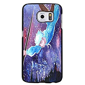 Cool Rise Of The Guardian Jack Frost Phone Case Durable Cover for Samsung Galaxy S6 Edge Plus