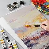 CONDA Artist Canvas Panels 9 x 12 inch, 12