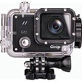 GitUp Git2 Pro versión – 2 K 30 fps 96660 Novatek 1080P WiFi Deporte Acción Camera 30 m impermeable Cámara DVR