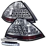 2006-2007 HONDA ACCORD JDM 4DR REAR BRAKE LAMPS SMOKE LED...