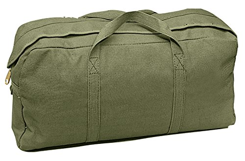 Gun Zip Heavy Duty Hammer (Rothco Canvas Tanker Style Tool Bag, Green)