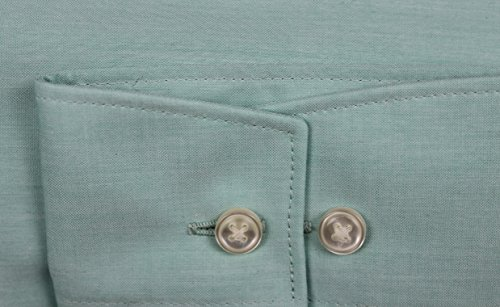 Olymp Hemd Luxor Modern Fit Mint Langarm