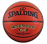 """Spalding Neverflat Outdoor Basketball - Official Size 7 (29.5"""")"""