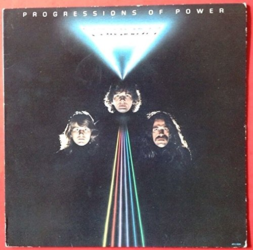 Song 1980 Lyrics (TRIUMPH Progressions Of Power LP Vinyl & Cover VG+ 1980 Lyrics AFL1 3524)