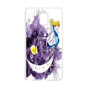 Tyquin Snow White Samsung Galaxy Note 4 Case Dark Snow White and the Evil Queen Fan Art, {White}