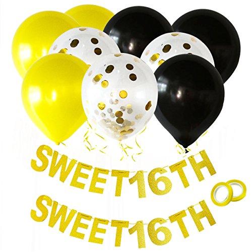 Sweet 16 Glitters - 7