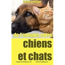 Guide pratique de l'entente entre chiens et chats