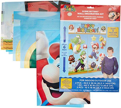 super mario party supplies - 1