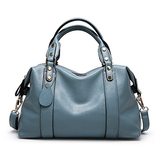 Fashion Women's Leather Handbags ladies Waterproof Shoulder Bag Tote Bags Boston bags shoulder bag pillows