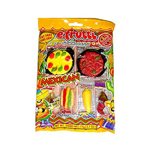 Gummi Mexican Dinner Bag 1 Count