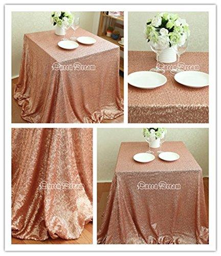 QueenDream glitter tablecloth 90