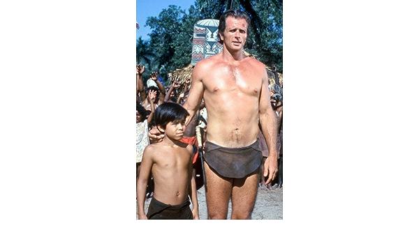 Mini póster de Ron Ely Manuel Padilla Tarzan serie de ...