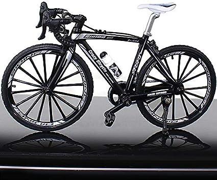 VIDOO 1:10 Diecast Bicicleta Modelo Juguetes Bend Racing ...