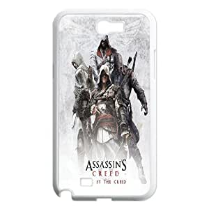 Assassin's Creed:brotherhood/Revelations series protective cases For Samsung Galaxy Note 2 Case LHSB9676570
