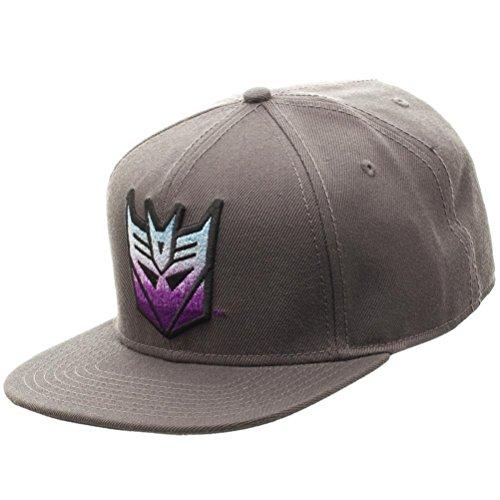Transformers Decepticons Core Mens Snapback Baseball Hat