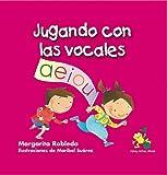 Jugando con Las Vocales, Margarita Robleda, 160396021X