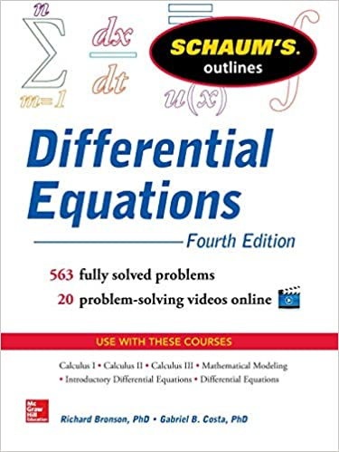 Differential Equation By B.d. Sharma Pdf Book