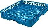 Carlisle RF14 Flatware/Open Rack, Blue (Pack of 6)
