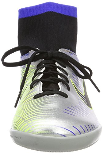 MercurialX Vctry6 NJR Jr Kids' 407 Nike Black Fitness Blue Ic Unisex Df Multicolour chr Shoes Racer 4qwIYt